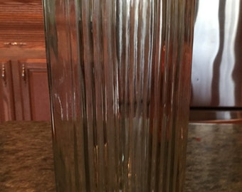 Vintage Hoosier Glass Vase #4080-C