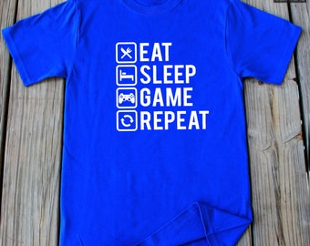 Gamer shirt Video game shirt Game shirt Gift For Son Gift For Brother Gift for Friend Play Game Shirt Gamer Gift Daughter Gift Son Gift