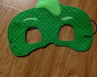 Gecko Boy  PJ Mask  Play mask