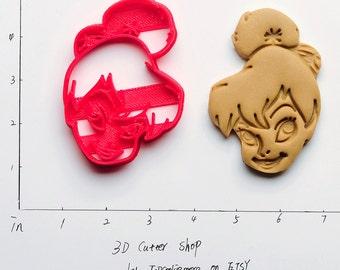 Tinkerbell Cookie Cutter tinkerbell disney ears,tinkerbell embroidery design,tinkerbell ears,tinkerbell earrings,tinkerbell fabric,