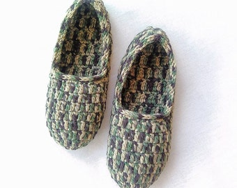 Military slippers, army slippers, Men slippers, slippers for men, gift for men, sock slippers, healthy gift, father gift