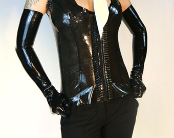 Latex Rubber Top