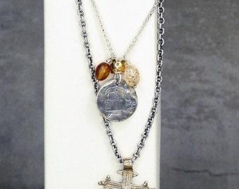 Adventure & Spirit Spanish Galleon Necklace
