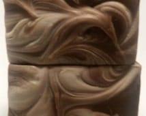 Vanilla Bean Soap || Handmade Soap || Vanilla Soap || Caramel Soap || Cocoa Butter Soap || Artisan Soap ||