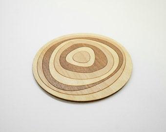 Round Coasters / Sous verres rond (6 pack / pack de 6)