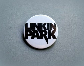 Linkin Park - pinback button or magnet 1.5 Inch