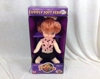 The Flintstones Pebbles Plush Doll
