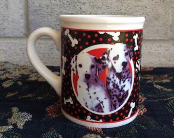Disney 101 Dalmatians Enesco cup