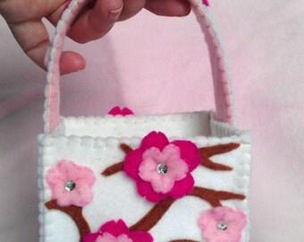 Blossom  Gift Bag (Felt)