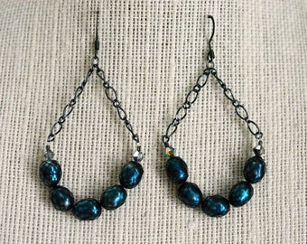Czech Beaded Earrings