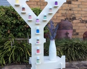YL Display Stand for Essential Oils - Painted