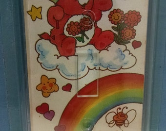 Care Bears Light Switch Plate Cover