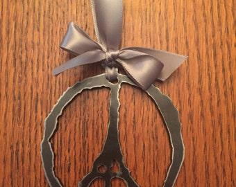 Peace Ornament Paris