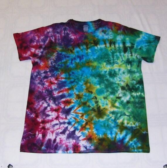 crinkle tie dye instructions