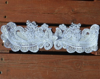 Vintage Bridal belt/sash, Wedding  Belt, lace bridal belt, lace wedding belt, sash belt.