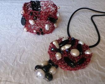 Gemstone Jewelry Pearl Necklace