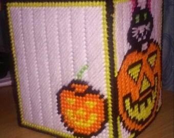 Halloween Tissue Box
