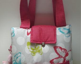 Diaper bag changing mat