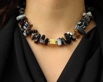 Necklace Onyx