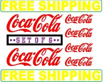Popular Items For Coca Cola On Etsy
