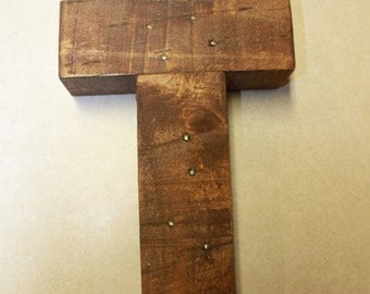 Hancrafted Wooden Cross
