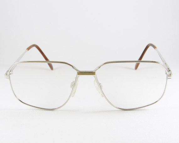 Vintage Eyeglasses Jaguar 359-110 Glasses Frames Mens