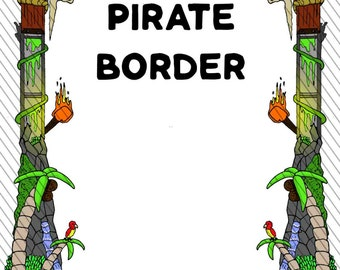 ON SALE! The Pirate Border