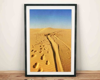 Sahara desert, photo sahara, sand dunes, travel photo, desert photo, desert print, desert photography, african photography, photo decor