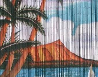 Seren Palm Beach Curtain