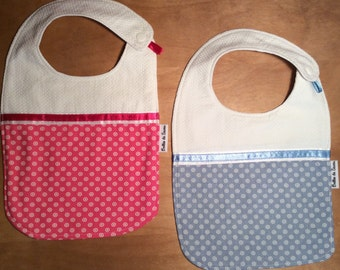 Pretty Little Baby bib