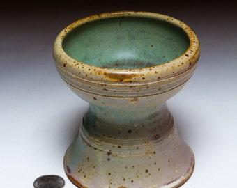 Handmade ceramic chalice