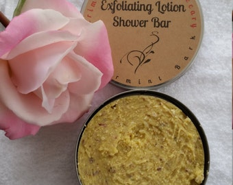 Exfoliating Lotion Shower Bar (ELSB) 3oz