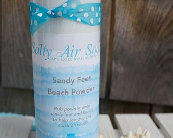 Sandy Feet Beach Powder