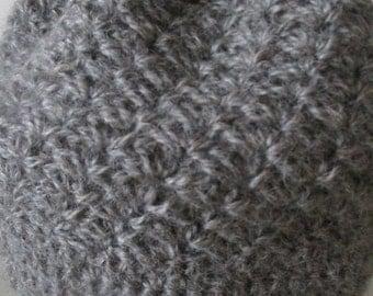 Wool, Angora Hat,