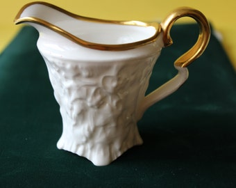 Royal Stafford Creamer Old English Oak From England Circa 1960's