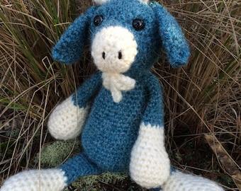 Crochet Billy Goat