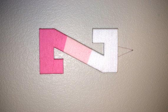 Il_570xn & Yarn Letter Nursery Letter Girl Ombre Yarn Letter Z Door Hanger ...