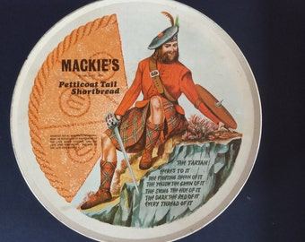 Mackie's Vintage Shortbread Tin