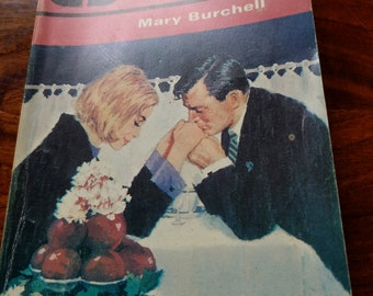 Yours To Command - Mills and Boon novel from the Seventies by Mary Burchell - Harlequin Romances