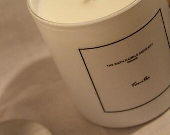 Large Candle - Vanilla