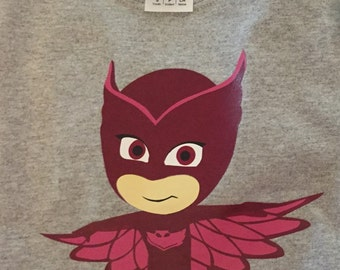 PJ Masks shirt-Owlette