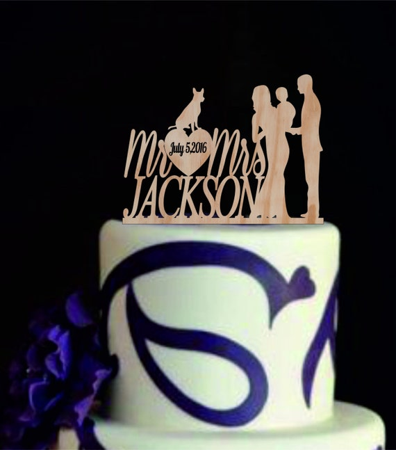 funny family wedding cake toppers family wedding cake topper with and by 14544