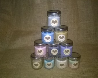 Mini Jar Scented Candles