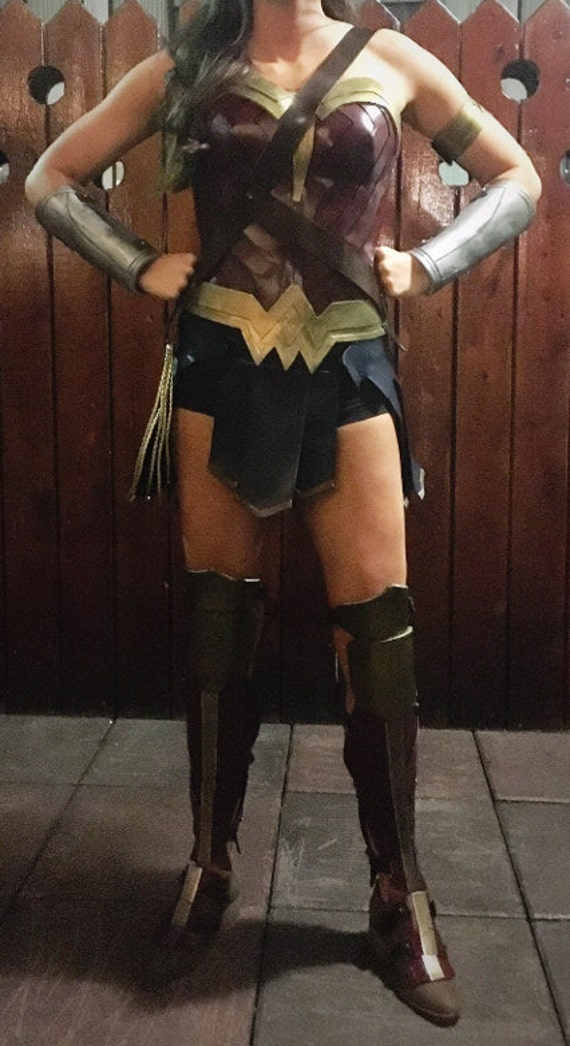 Complete Wonder Woman Dawn of Justice Inspired Suit