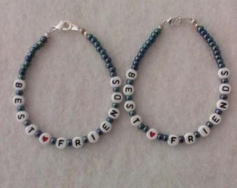 Best Friends Ankle Bracelets, Bracelets, Best Friends, BFF