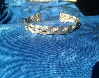 Turks Head Wire Bracelet