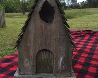 Birdhouse Rustic Primitive