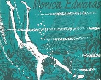 THE HOODWINKERS by Monica Edwards 1962 hardback dustwrapper dustjacket rare Romney Marsh book