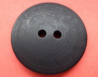 9 buttons black 23mm (4305) button