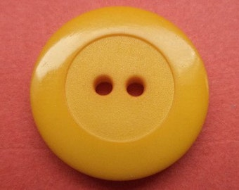12 buttons yellow 18mm (6140) button
